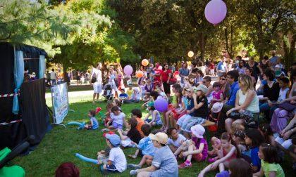 Parco Pertini per i bambini: spettacoli su migrazione e rispetto