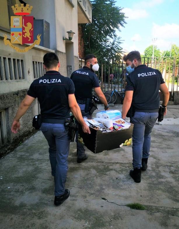 colletta polizia Salvatore