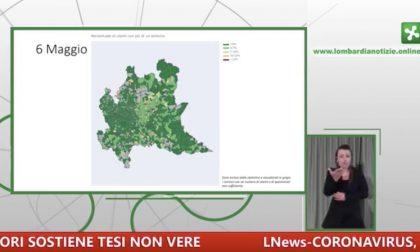 Bollettino Regione Lombardia oggi 11 giugno, salgono i positivi: +252 positivi