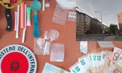 Droga in casa e in cantina: arrestato per spaccio un 49enne