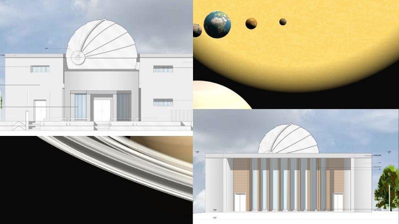 rozzano osservatorio astronomico