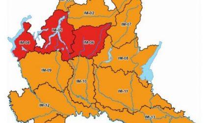Meteo in Lombardia in netto peggioramento: nuova allerta meteo arancione