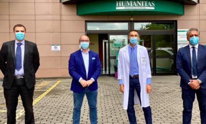Convenzione con Humanitas: test sierologici a 24 euro per i residenti di tre comuni