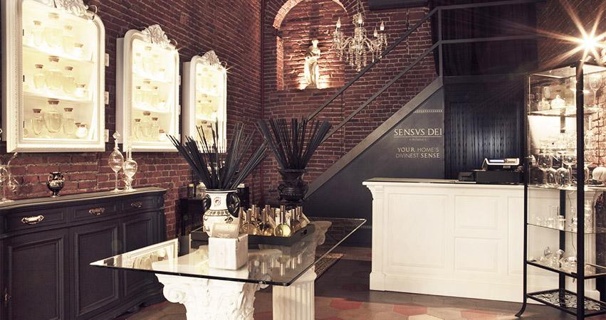 profumo ambiente boutique casa