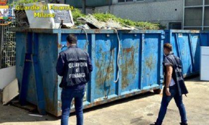 Sequestrati beni per 500mila euro al titolare di una ditta di raccolta rifiuti pericolosi