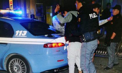 Controlli antidroga, tre spacciatori arrestati dalla polizia