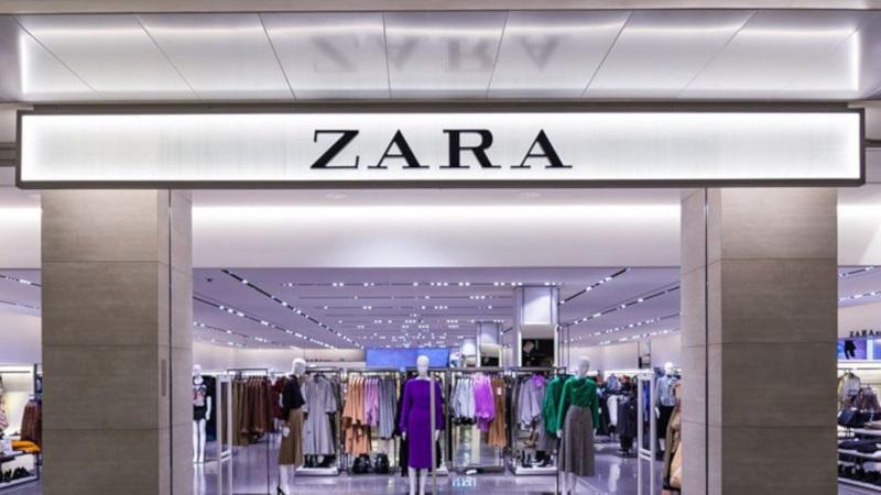 Zara annuncia chiusura negozi
