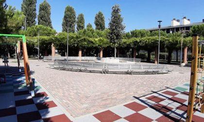 Piazza Giovanni XXIII cambia look, scelto dai cittadini FOTO
