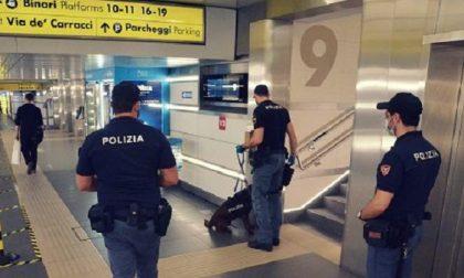 Ricercata dalla polizia per furto, beccata in Stazione Centrale