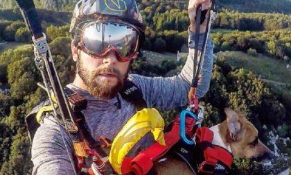 Tragedia col paracadute: militare 31enne si schianta e muore