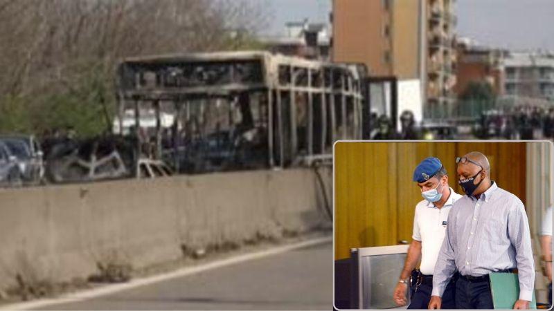 Autobus dirottato condannato