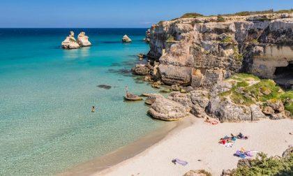 In Italia spiagge da sogno e acque limpidissime... e anche tanto altro