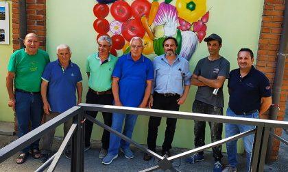 La generosità degli Ortisti di via degli Alpini: donati 700 euro alla Protezione Civile