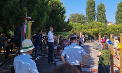 """Il nuovo look di piazza papa GIovanni XXII: """"Luogo di tutti, prendiamocene cura"""" FOTO"""