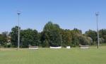 """Luci """"verdi"""" per il Centro sportivo Basiglio Milano 3 calcio"""