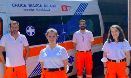 Volontari al lavoro (per noi) anche d'estate: grazie ai soccorritori!