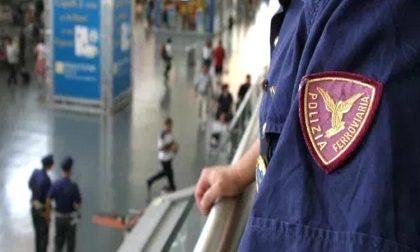 In stazione Centrale per rubare scarpe, bottiglie e portafogli: arrestato