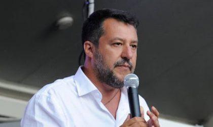 Ballottaggio, per appoggiare Errante arriva Matteo Salvini a Corsico