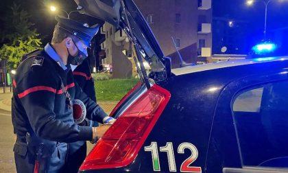Controlli serali dei carabinieri: arresti, denunce e sequestri