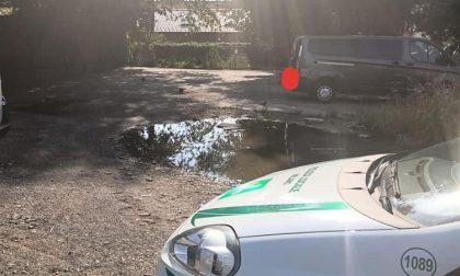 Occupazioni in via Bussola: la polizia locale allontana le auto e sanziona i guidatori