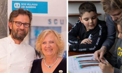 Delivery stellato: l'iniziativa dello chef Cracco per Sos Villaggi dei Bambini