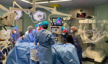Al via la Scuola di Chirurgia Robotica della Statale all'Ospedale San Paolo