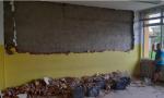 Ritorno a scuola, a Cesano si abbattono i muri per far spazio agli alunni