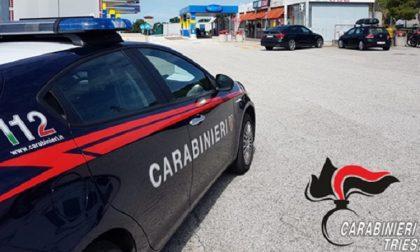 Ricercata per furto a Cesano, arrestata nella provincia di Trieste