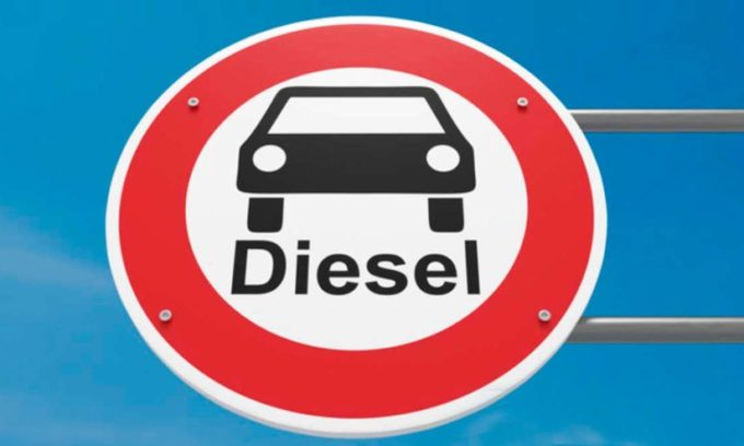 2021 blocco Euro 4 Diesel