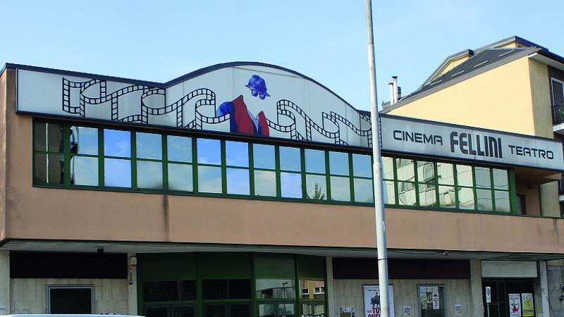 cinema teatro fellini
