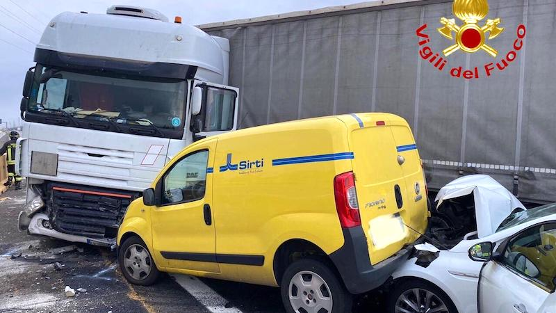 incidente autostrada A4