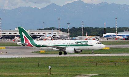 Alitalia dal 1° ottobre dice addio a Malpensa