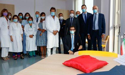 Un alloggio per neomamme all'ospedale Niguarda