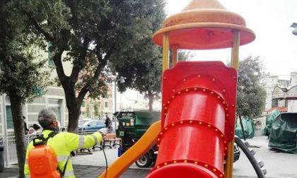 Parchi più puliti e controllati con le telecamere con il nuovo servizio del Comune