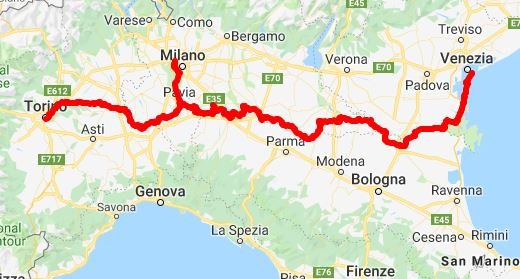 Ciclabilità Naviglio VenTo