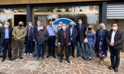"""Nuova sede di Fratelli d'Italia a Trezzano: """"Un punto di riferimento per tutto il sud ovest"""""""