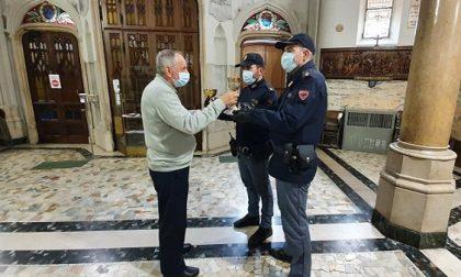 Ruba tre calici, uno appartenuto a Giovanni Paolo II: arrestato