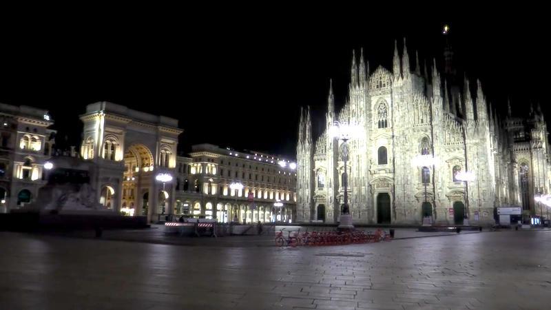 Lombardia chiede coprifuoco notturno