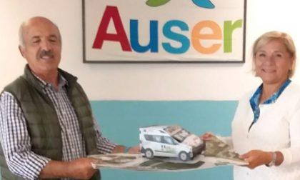 Progetti del Cuore: un mezzo ad Auser per il trasporto disabili