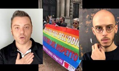 """Tiziano Ferro e Jonathan Bazzi sostengono la manifestazione """"Ora basta!"""""""