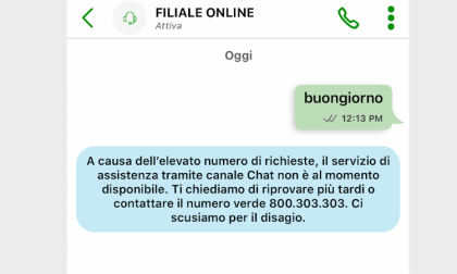 Lo strano caso degli SMS di Banca Intesa