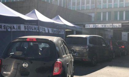Lo strano caso del tampone al drive in del San Paolo di Milano