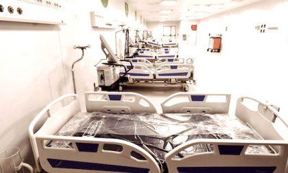 Riaprono ospedali allestiti in Fiera di Milano e di Bergamo