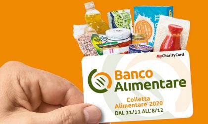 Al via la Colletta alimentare: quest'anno la spesa si fa con le card