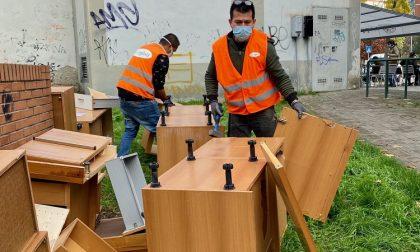 Lotta contro l'abbandono dei rifiuti: potenziato il servizio di ritiro ingombranti