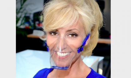 Le introvabili mascherine trasparenti sono tornate disponibili