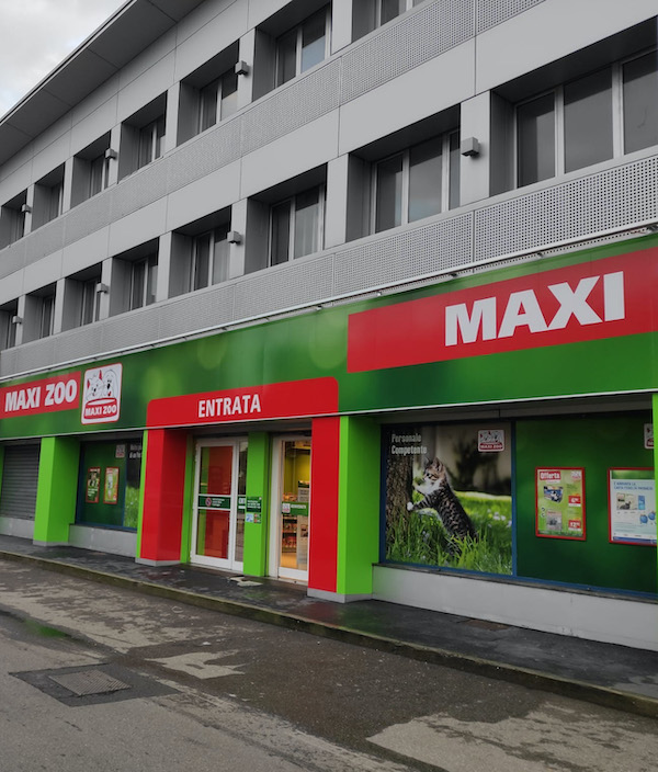 Maxi Zoo nuova apertura Trezzano