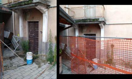 """Cantiere infinito nella palazzina: stop ai lavori, """"serve un intervento strutturale"""""""