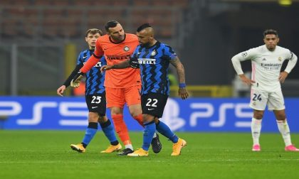 Inter-Real Madrid: delusione nerazzurra