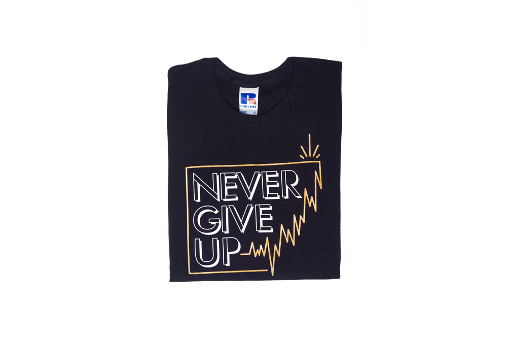progetto Never Give Up